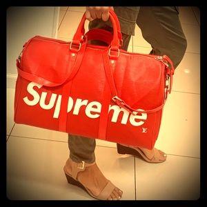 Read travel bag